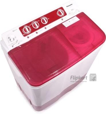 Panasonic 7 kg Semi Automatic Top Load Washing Machine(NA-W70B2RRB2)