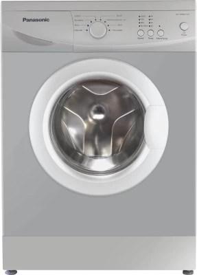 Panasonic 6 kg Fully Automatic Front Load Washing Machine(NA-106MC1L01)