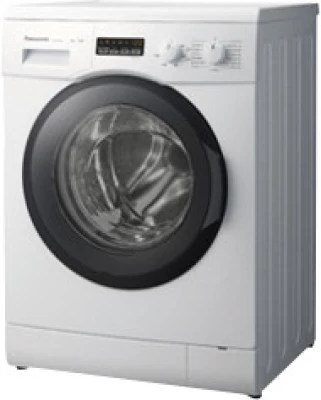 Panasonic 7 kg Fully Automatic Front Load Washing Machine(NA-107VC4W01)