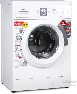 IFB 5.5 kg Fully Automatic Front Load Washing Machine(Eva Aqua VX)