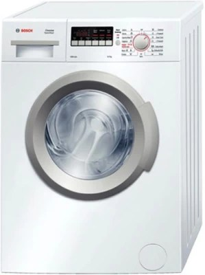 Bosch 6 kg Fully Automatic Front Load Washing Machine White(wab20268in)