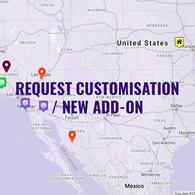 Google Maps Customisation