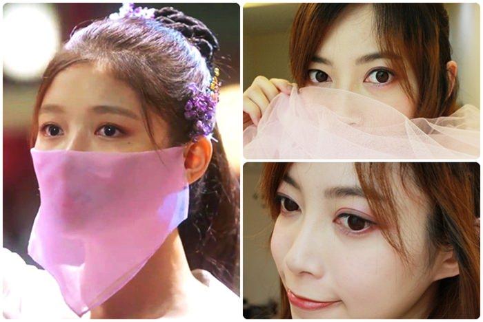 【化妝】韓劇雲畫的月光-女主角金裕貞(洪樂瑥)變回女兒身的獨舞妝仿妝分享