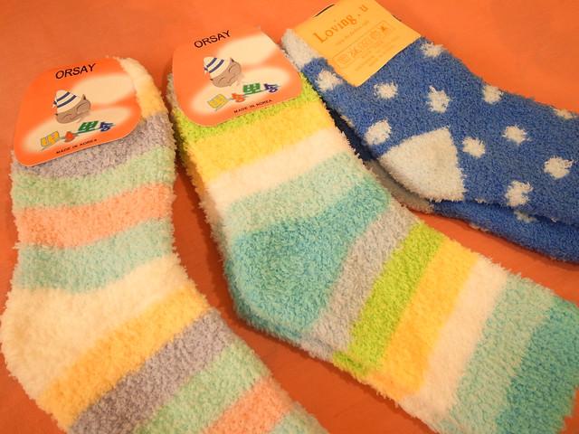 ❤敗家❤寒流來超需要的可愛暖暖襪