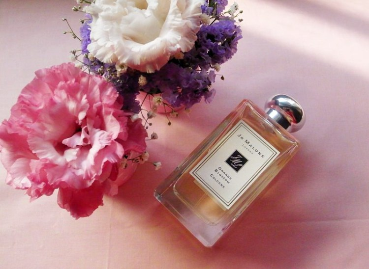 【Engagement】我的訂婚六禮之一~Jo Malone橙花香水Orange Blossom