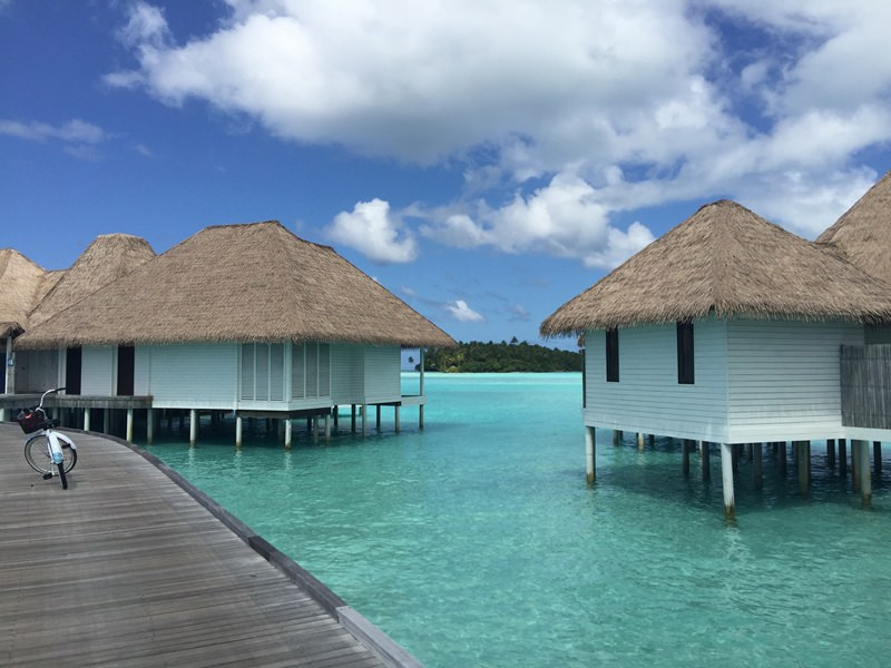 Honeymoon Maldives馬爾地夫蜜月旅行-Maalifushi by COMO住宿水上屋Water Villa房間 (188)