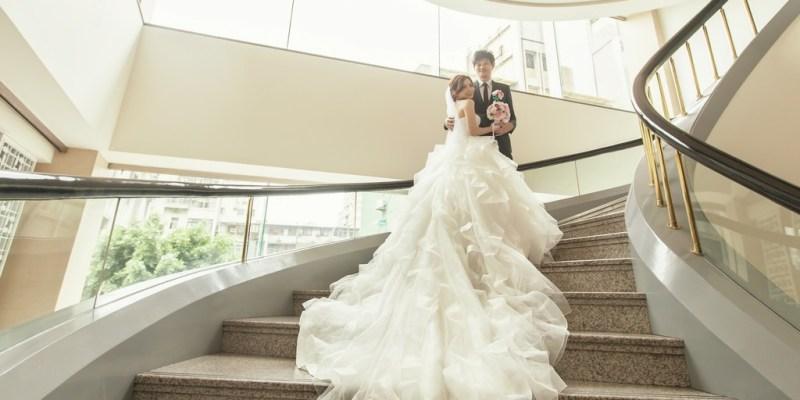 【Wedding】我的夢幻婚紗禮服(1白2晚)