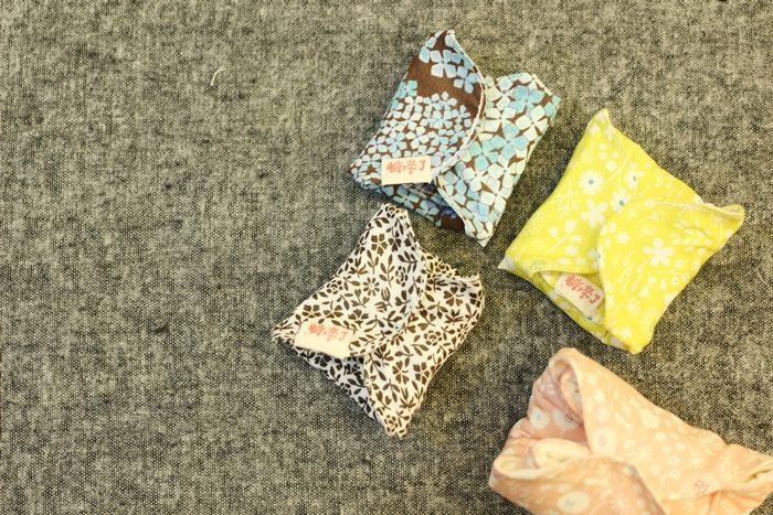 【女孩日記】布衛生棉使用心得+布棉販售店家整理