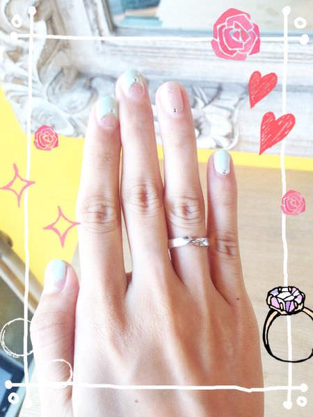 【囍】My Wedding Band-我的DIY婚戒@草山金工