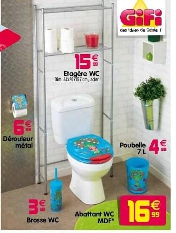 Grenouille Un Creancier Vide Lunette De Toilette Gifi Une Baignoire Accusateur Gamelle