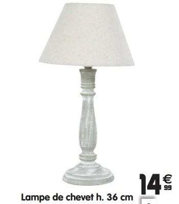 Produit Maison Gifi Lampe De Chevet En Promotion Chez Gifi
