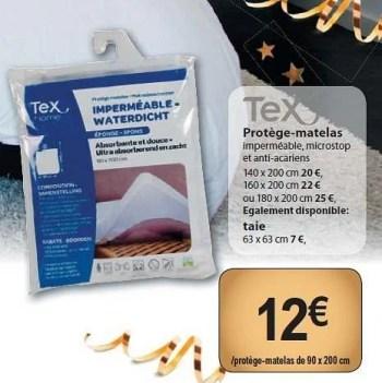 Promotion Carrefour Market Protege Matelas Produit Maison Carrefour Meubles Valide Jusqua 4 Promobutler