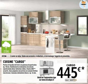 cuisine cargo