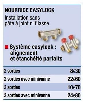 Promotion Brico Depot Nourrice Easylock Produit Maison Brico Depot Construction Et Renovation Valide Jusqua 4 Promobutler