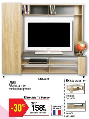 meuble tv fumay