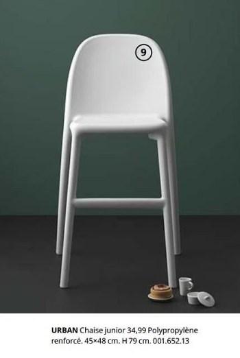 https www promobutler be fr ikea promotions promotion produit maison ikea chez ikea urban chaise junior chaise enfant salle de sejour id 6139127