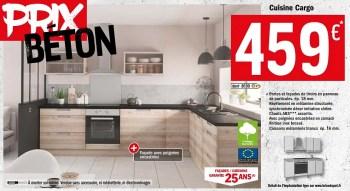 Produit Maison Brico Depot Cuisine Cargo En Promotion Chez Brico Depot