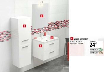 Promotion Brico Depot Miroir Avec Spot Produit Maison Brico Depot Cuisine Salle De Bain Valide Jusqua 4 Promobutler
