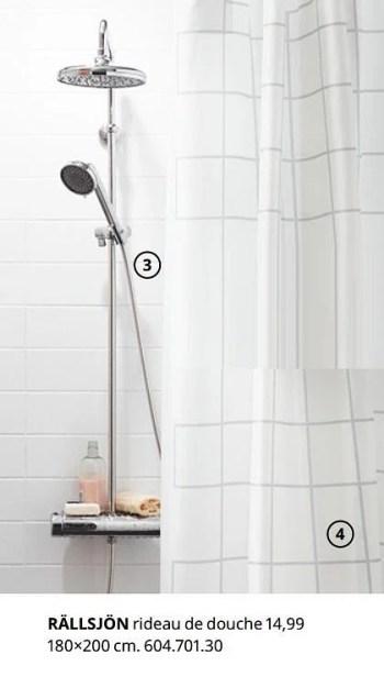 rallsjon rideau de douche