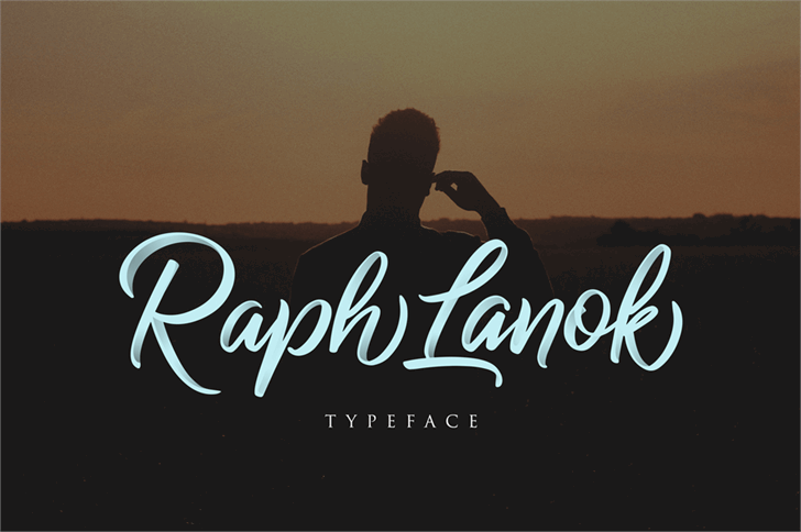 Image for Raph Lanok Future font