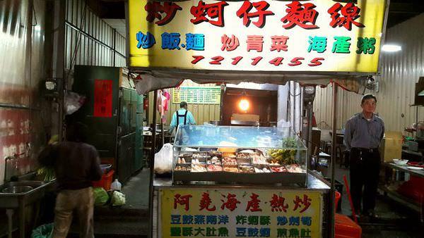 台南佳里區美食│阿堯 海產熱炒 經濟實惠也美味