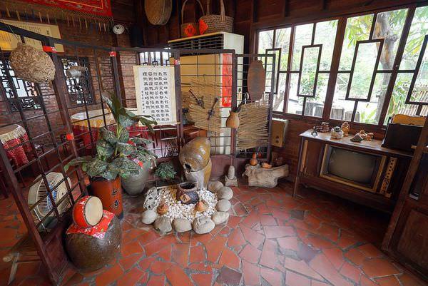 【台南市-新化區】農舍庭園美食  鬧靜中縈迴吹拂的餐廳