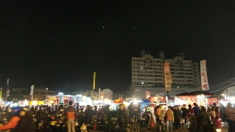 台南中西區武聖夜市│歷史悠久也是台南人最常去逛的夜市