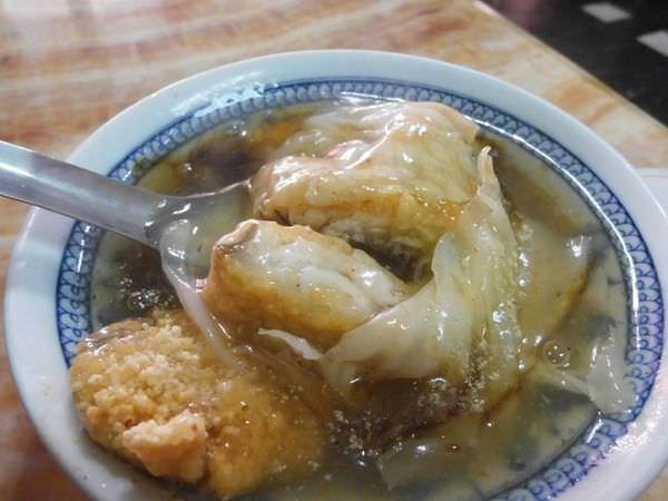 台南市新化區美食│楊家土魠魚羹 口袋裡的新化羹王