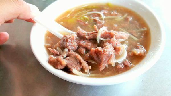 【台南市-西港區】阿岷牛肉羹  便宜好吃的讚美