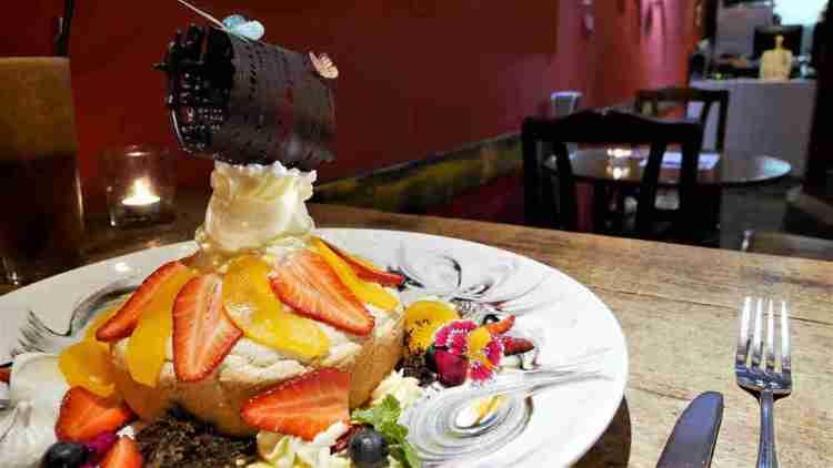 【台南-中西區美食】優雅的品嚐精緻餐點、細膩華麗的鬆餅~許自己一場貴族般的極致饗宴