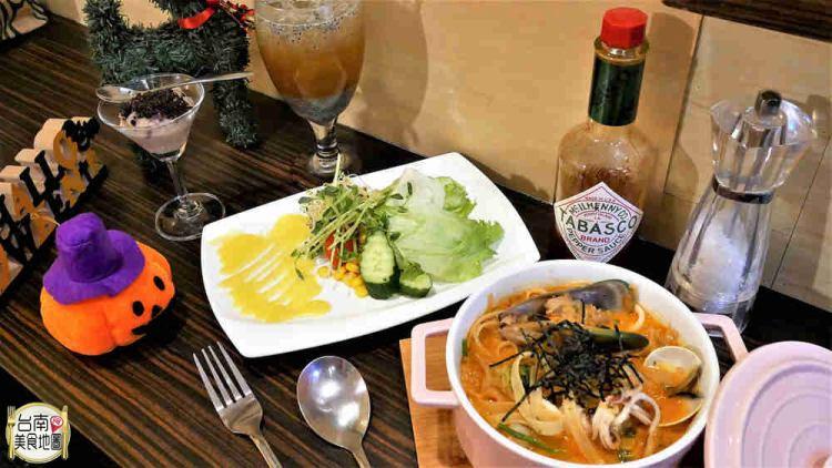 【台南-永康區美食】入冬必嚐的歐爸暖暖湯鍋『Sunny Pasta陽光義式廚坊』!暖胃‧暖身‧更暖妳的❤~