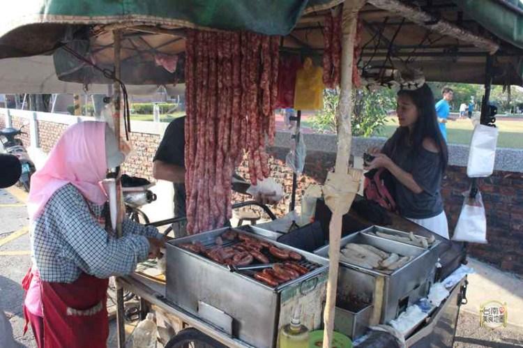 台南佳里區美食│網路沒有資料的路邊黑輪攤,簡單的小吃一賣就是數十年