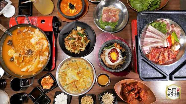 【台南-東區美食】不小心就要排隊的必吃韓國烤肉店/環境舒適/高CP值/建議先預約