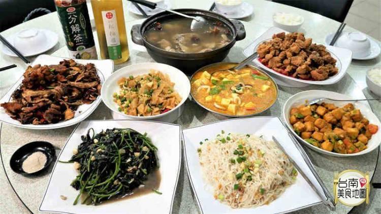 【台南-仁德區美食】奇美博物館附近,86快速道路附旁的道地台菜餐廳,平價料理聚餐好選擇。
