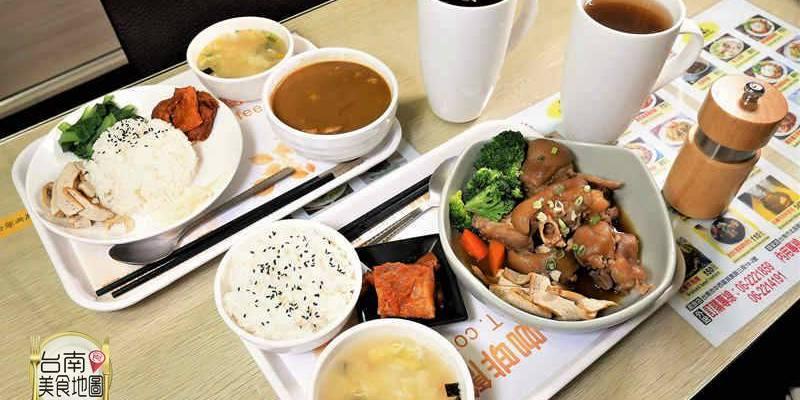 【台南-中西區美食】國華街與民族路上,水仙宮市場旁的平價簡餐料理