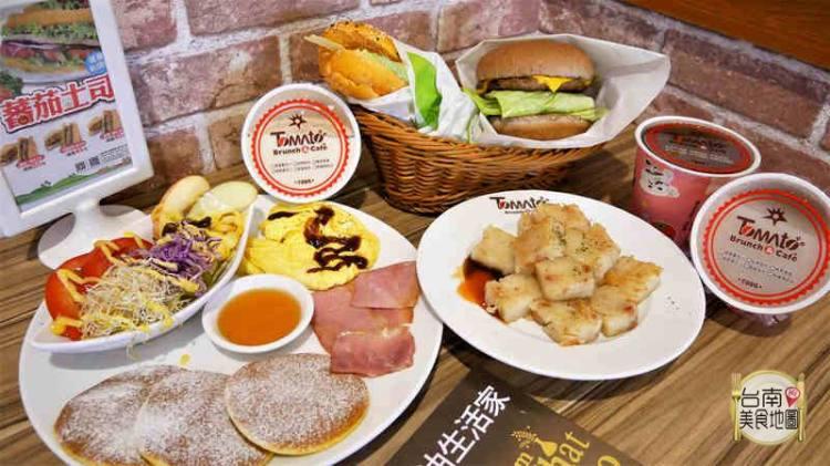 【台南-善化美食】善化人的幸福早午餐選擇,便宜好吃又健康