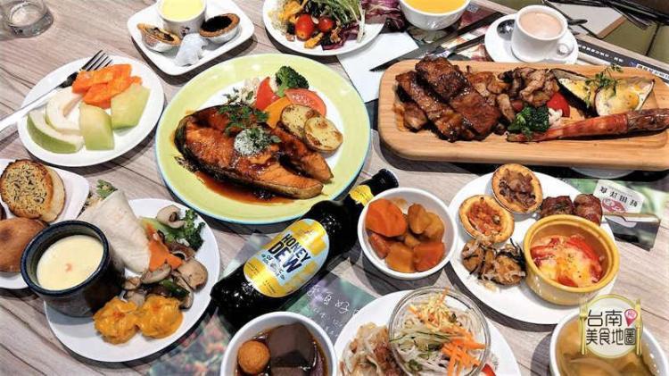 【台南-東區美食】結合在地小農天然食材的優質餐廳,家庭小聚團體聚餐都很適合喔!