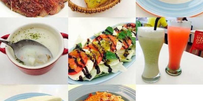 【台南-永康區美食】巷弄裡隱藏版的溫馨義式小餐館