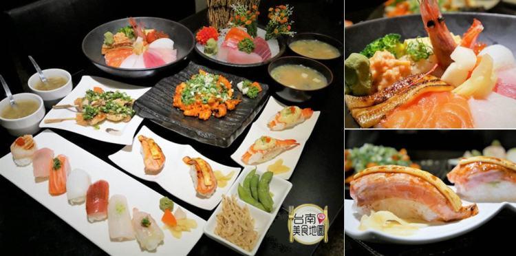 台南安平美食│對食材要求到極致,只有內行人才知道的高CP值日本料理店