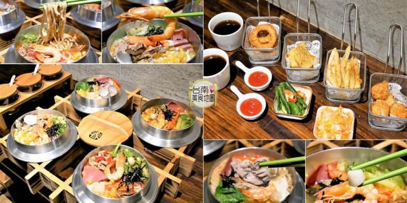【台南-中西區美食】多年廚藝經驗讓鍋燒意麵有了多樣的口味,不變的是那古早味