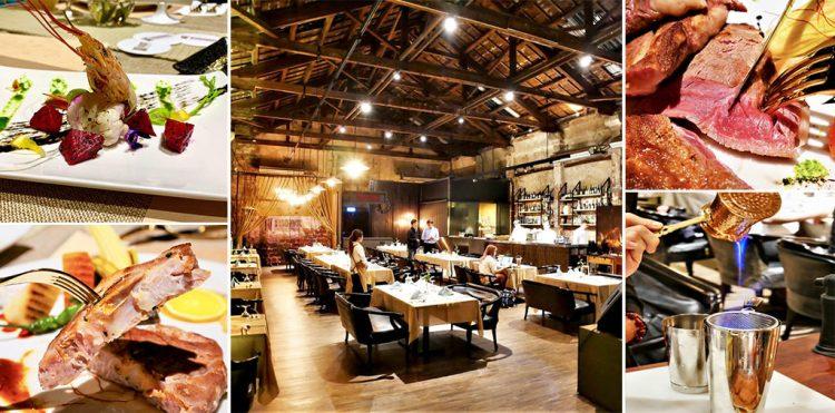 台南北區美食│在老屋的氛圍內,享受精緻用心的排餐與調酒,早午餐也讓人食指大動