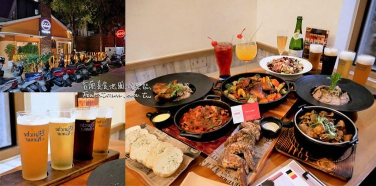 台南東區美食│以酒入菜的台義式料理,還能品嚐世界各國的高級精釀啤酒~摩登時尚的美學餐酒館!