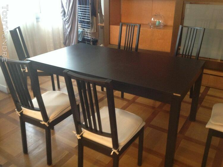 Table Chaises Ikea Offres Octobre Clasf