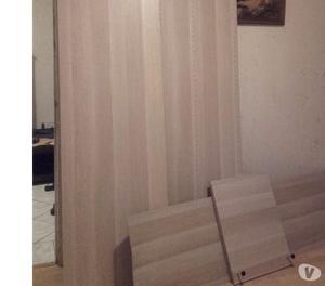 Dressing Pax Ikea Couleur Effet Chne Blanchi Posot Class