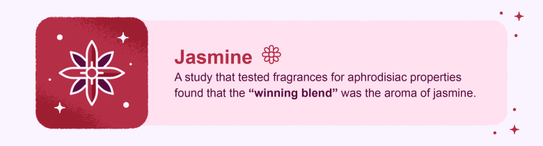 jasmine scent fact