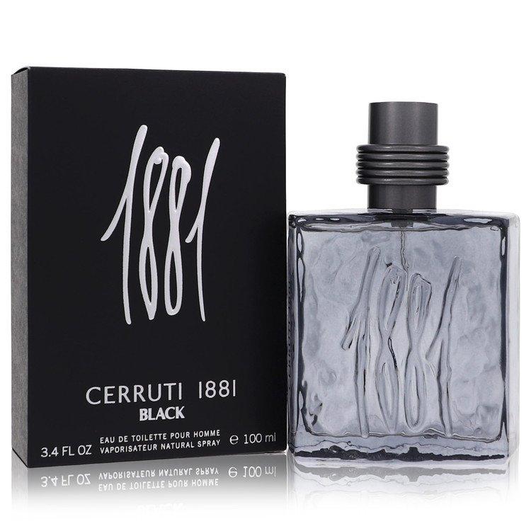 1881 Black by Nino Cerruti Eau De Toilette Spray 3.4 oz for Men