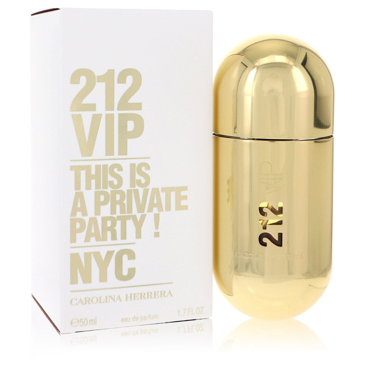 212 Vip by Carolina Herrera Eau De Parfum Spray 1.7 oz for Women