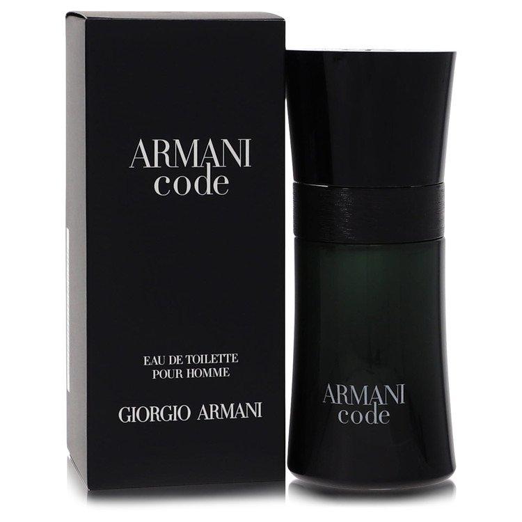 Armani Code by Giorgio Armani Eau De Toilette Spray 1.7 oz for Men