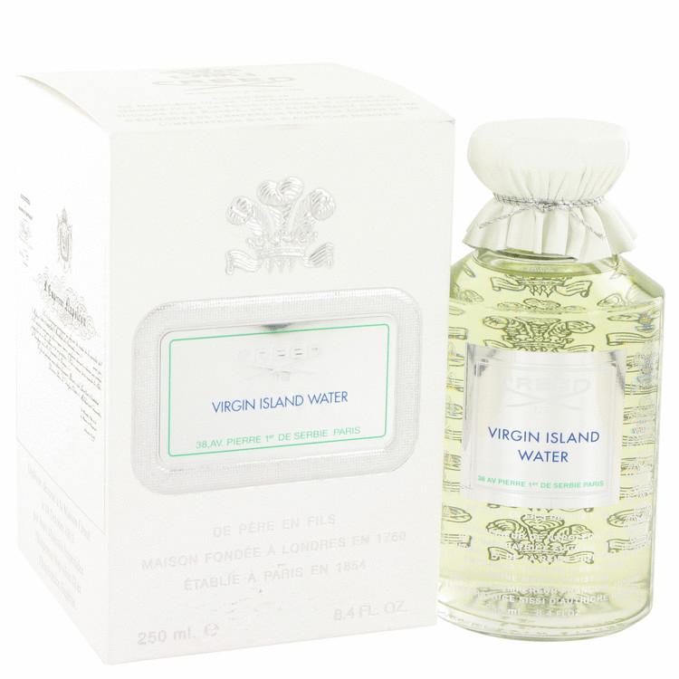 Virgin Island Water by Creed Eau De Parfum Flacon Splash (Unisex) 8.4 oz for Men