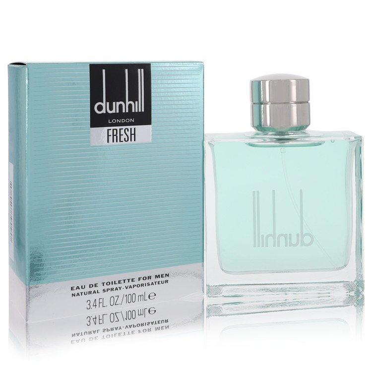 Dunhill Fresh by Alfred Dunhill Eau De Toilette Spray 3.4 oz for Men